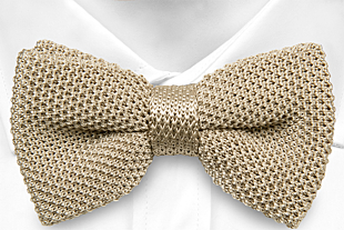 CLARENCE pre-tied bow tie