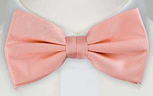 BETUTTAD Coral boy's bow tie