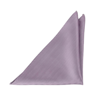 DRUMMEL Dusty purple pocket square
