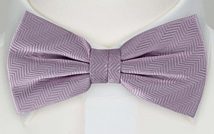 DRUMMEL Dusty purple bow tie