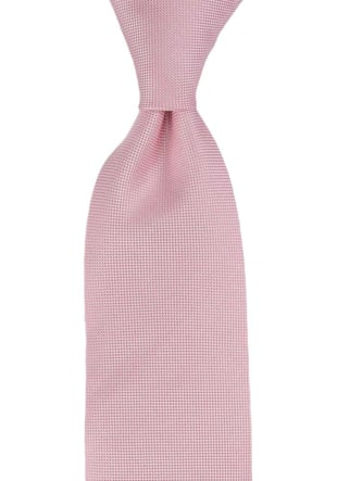 YNNEST PINK classic tie