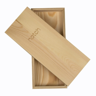 Wooden luxury gift box