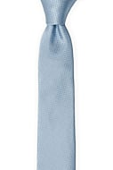 BIRDSEYE Dusty blue boy's tie medium