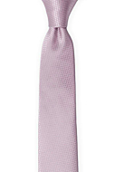 BIRDSEYE Dusty purple boy's tie medium