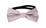 BIRDSEYE Dusty purple baby bow tie
