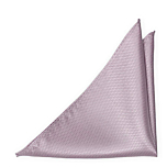 BIRDSEYE Dusty purple pocket square