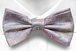 BOTANIFTY Purple boy's bow tie