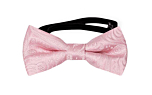 BRIDALLY Pink baby bow tie