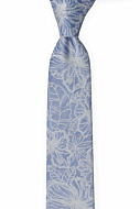 CORSAGE Sky blue boy's tie medium