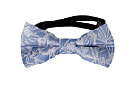 CORSAGE Sky blue baby bow tie