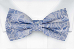 CORSAGE Sky blue boy's bow tie