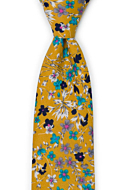 FLORASTIC Honey classic tie