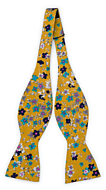 FLORASTIC Honey self-tie bow tie