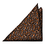 FORLAT ORANGE pocket square