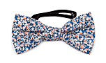 ITSYBITSY Blue baby bow tie