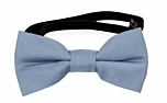 SOLID Light blue baby bow tie