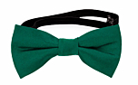 SOLID Pine baby bow tie