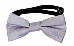 SOLID Powder purple baby bow tie