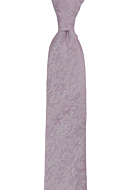 VIGSEL Pale purple boy's tie medium