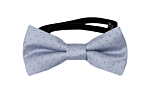 PRICKLEKISS Dusty blue baby bow tie