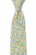 ROSERIDDLER Turquoise classic tie