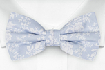 THUMBELINA Blue pre-tied bow tie
