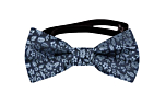TUSSIEMUSSIE Blue baby bow tie