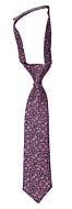 TUSSIEMUSSIE Pink boy's tie small pre-tied