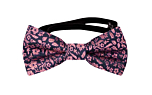 TUSSIEMUSSIE Pink baby bow tie