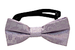 VIGSEL Pale purple baby bow tie