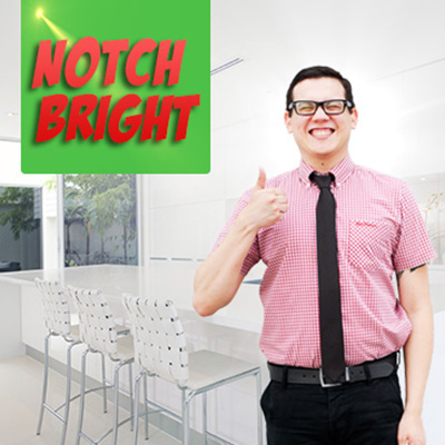 Notch Bright collection