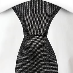 Notch Gnistrande Black tie