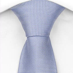 Notch Habib blue necktie
