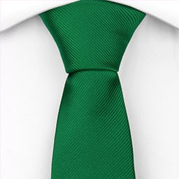 Notch Tito green necktie